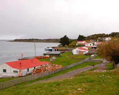 Isla Gable y Pingüinera con Estancia Harberton