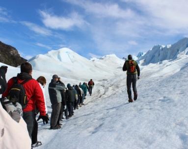 Minitrekking Glaciar e Passarelas