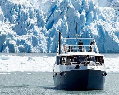 Navegación Glaciares Gourmet