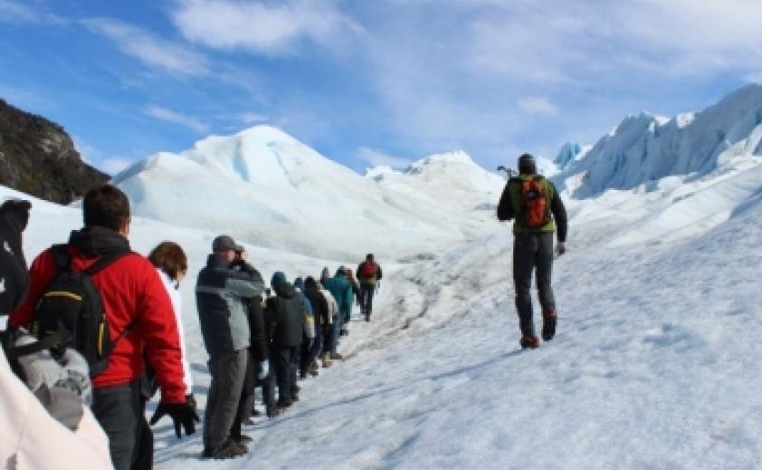 Minitrekking Glaciar y Pasarelas