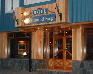 Ski + Loadging in Tierra del Fuego Hotel