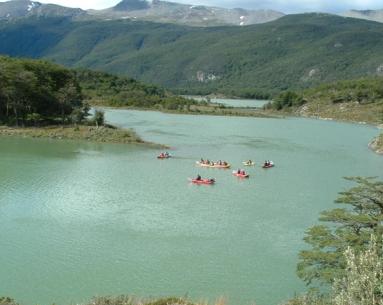 Canoas y Trekking Parque Nacional