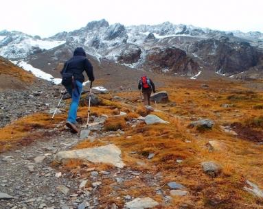 Trekking Glaciar Martial